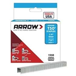 Picture of Staple T50 1250pack Arrow – 1/4""