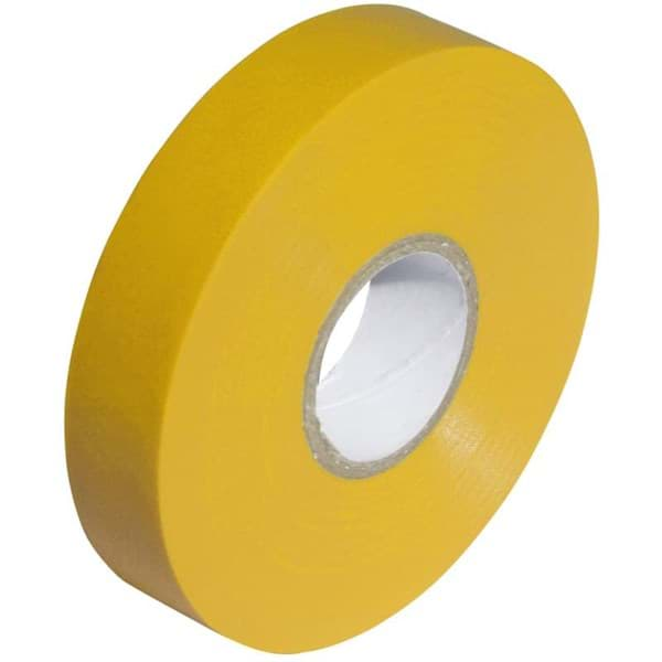 "Picture of Tape Electrical 3/4"" x 66' Ape Tape – Yellow"