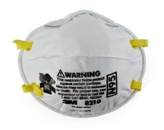 Picture of Respirator Disposable 3M– 20pack