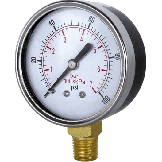 Picture of Gauge - 100psi