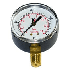Picture of Gauge – 200psi