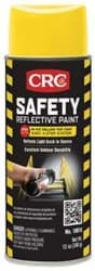 Picture of Reflective Paint - Yellow Top Coat, 12 Wt Oz