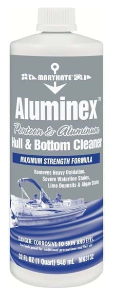 Picture of Aluminex Pontoon & Aluminum Hull Cleaner, 32 Fl Oz