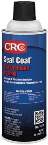 Picture of Seal Coat Red Urethane Coating, 11 Wt Oz