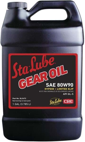 Picture of API/GL-5 Plus New Generation Limited Slip Gear Oil 80W90, 1 Gal