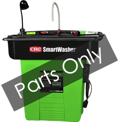 "Picture of SmartWasher 1625-CAPBL-12 1/2"" Cap polypropylene, black"