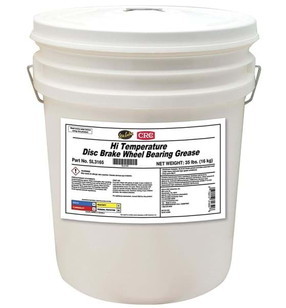 Picture of Hi Temperature Disc Brake Wheel Bearing Grease, 35 Lbs