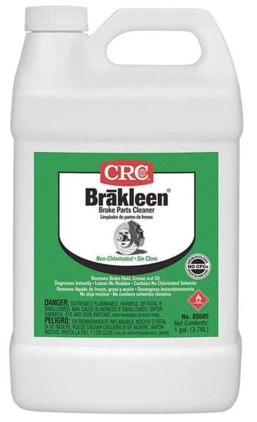 Picture of Brakleen Brake Parts Cleaner - Non-Chlorinated, 1 Gal