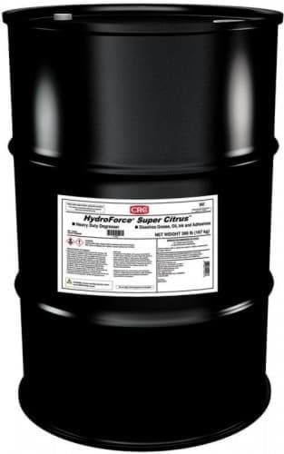 Picture of HydroForce Super Citrus Heavy Duty Degreaser, 55 Gal