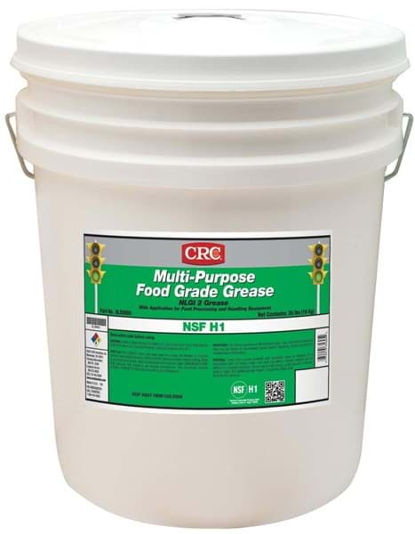 Picture of Multi Purpose Food Grade Grease, 35 Lbs