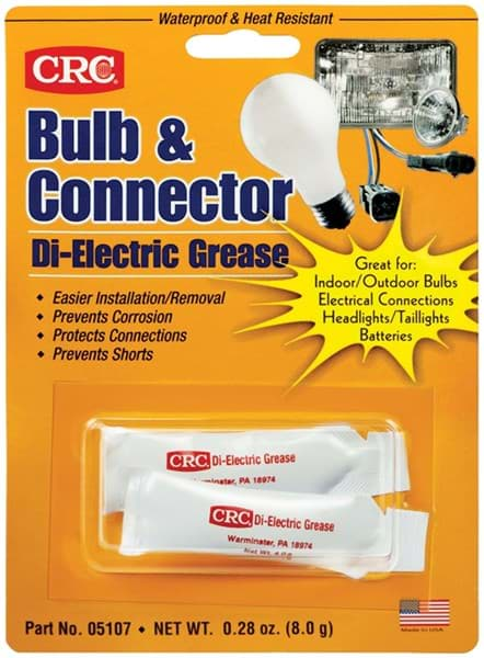 Picture of Bulb & Connector Dielectric Grease, 0.28 Wt Oz