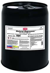 Picture of Natural Degreaser Citrus-Based Degreaser, 5 Gal