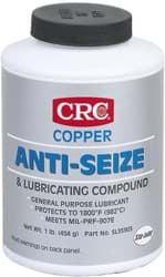 Picture of Copper Anti-Seize & Lubricating Compound, 16 Wt Oz