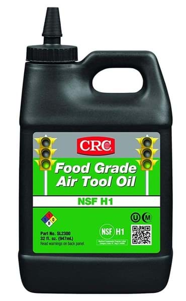 Picture of Food Grade Air Tool Oil, 32 Fl Oz