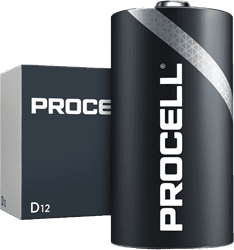 Picture of Battery Duracell – D