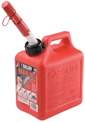 Picture of Gas Can Plastic – 1gal.