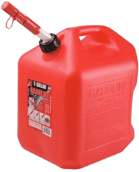 Picture of Gas Can Plastic – 5gal.