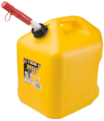 Picture of Diesel Can Plastic – 5gal.