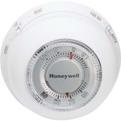 Picture of Honeywell Round Manual Thermostat