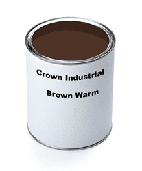 Picture of Paint Gallon Industrial Crown – Brown Warm