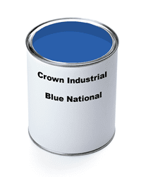 Picture of Paint Gallon Industrial Crown – Blue National