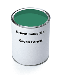 Picture of Paint Gallon Industrial Crown – Green Forest