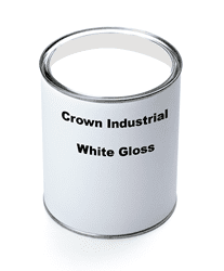Picture of Paint Gallon Industrial Crown – White Gloss