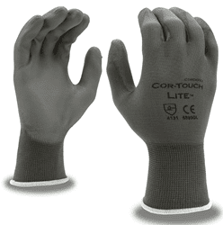 Picture of Glove Knit w/ Palm Rubber Cor-Touch – L