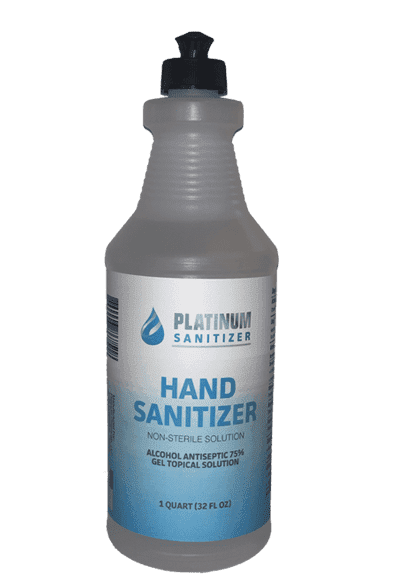 Picture of Hand Sanitizer Gel - 32 fl oz