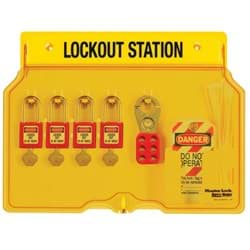 Picture of Lockout Station Master